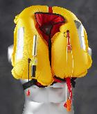 Gas inflation lifejacket
